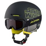 Cumpara ieftin Set casca si ochelari Alpina Zupo Disney Star Wars