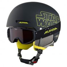 Set casca si ochelari Alpina Zupo Disney Star Wars