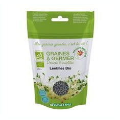 Linte Verde pentru Germinat Bio Germline 150gr Cod: 3465511117154