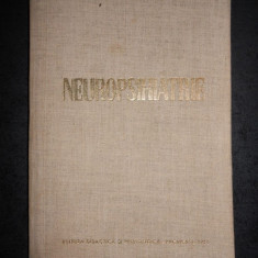 NEUROPSIHIATRIE (1965)