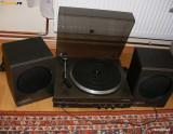 Pick-up Ziphona PA2040 cu piese de schimb și colectie discuri (61 buc), Blaupunkt