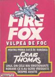 CRAIG THOMAS - VULPEA DE FOC