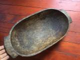 Arta / Decor / Rustic - Covata / Copaie veche din lemn realizata manual !