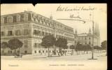 Carte postala ilustrata, Timisoara, Manastirea Josefstadter , circulata 1908
