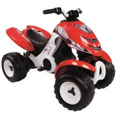 ATV electric Smoby X Power rosu