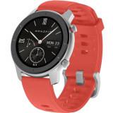 Smartwatch Amazfit GTR 42 mm Coral Red Rosu