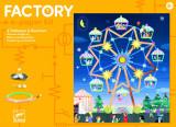 Atelier Arta Stiinta si Tehnologie - Lumini si distractie - Set creativitate si indemanare, Djeco