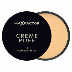 Pudra Max Factor Creme Puff Compact 13 Noveau Beige 21g