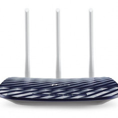 Router wireless TP-Link Archer C20 AC750 Dual-Band Black