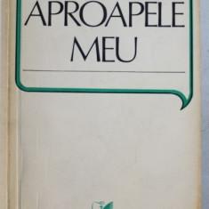 APROAPELE MEU de TANIA LOVINESCU , 1979