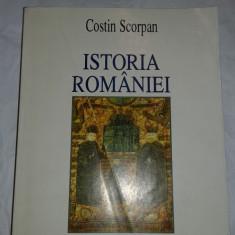 COSTIN SCORPAN - ISTORIA ROMANIEI Enciclopedie