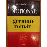 Dictionar german-roman, Octavian Nicolae