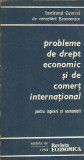 Probleme de drept economic si de comert international