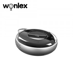 Mini GPS tracker Wonlex S02 cu localizare si monitorizare - Negru