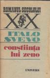 Constiina lui Zeno - Italo Svevo