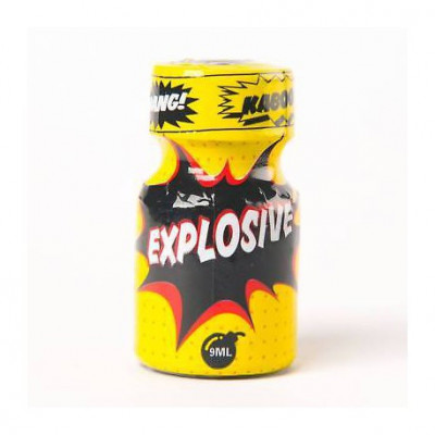 EXPLOSIVE 10ML,POPPERS,AROMA CAMERA ,SIGILAT,CALITATE,ORIGINAL foto