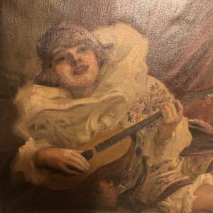 TABLOU GEIGER RICHARD (1870-1945)