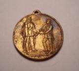 Medalion Regele Carol I  1881