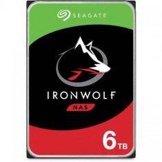 Hard disk NAS Seagate IronWolf 6TB SATA III 3.5 inch