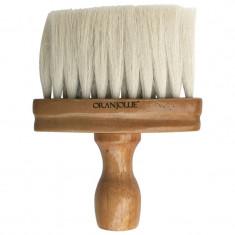 Pamatuf pentru frizerie Oranjollie din lemn
