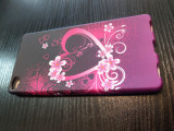 Carcasa protectie telefon HUAWEI P8, husa spate telefon, model desen