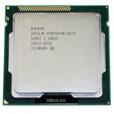 Procesor second hand Intel Pentium G870, 3M Cache, 3.10 GHz