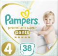 Scutece PAMPERS Premium Care Pants 4 Value Pack 38 buc