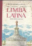Limba latina, manual pentru clasa a IX a - I. Fischer, Clasa 9