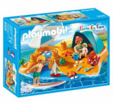 Playmobil Family Fun, Familie la plaja