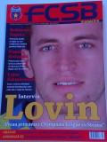 "Revista fotbal - ""FCSB"" revista oficiala a FC Steaua Bucuresti (nr.4/2009)"
