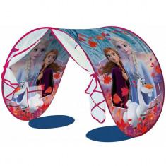 Cort pentru pat copii John Frozen 2 cu lampa 220x80 cm