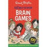 Secret Seven: Secret Seven Brain Games - Enid Blyton