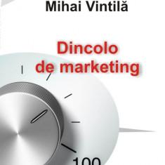 carte pdf   Dincolo de marketing - Mihai Vintilă   Ebook