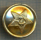 Y 1991 NASTURE METALIC -MILITAR -ARMATA SOVIETICA -GMFZ TRUD-SECERA SI CIOCANUL