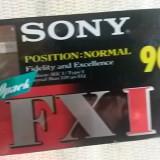 10 casete audio sigilate sony c - 90 fx1 b