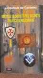 Secretele si societatile secrete politice si religioase- Le Couteulx de Canteleu