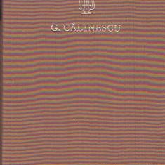 G. CALINESCU - OPERE 11 VIATA LUI MIHAI EMINESCU