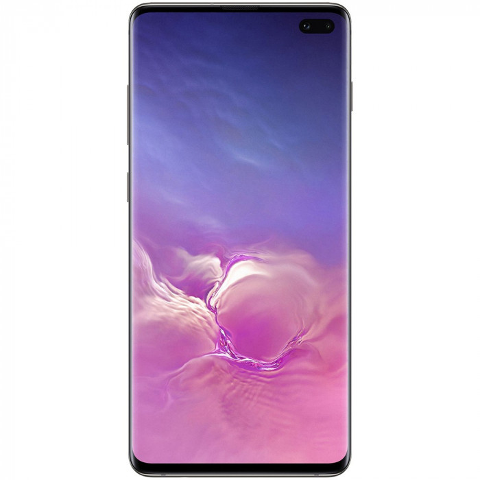 Galaxy S10 Plus Dual Sim 128GB LTE 4G Negru Exynos 8GB RAM