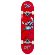 Skateboard Enuff Skully Red 31,5x7,75""