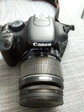 Vând aparat foto DSLR, Canon