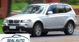 Extensii Aripi compatibil cu BMW X3 E83 LCI (2006-2010)