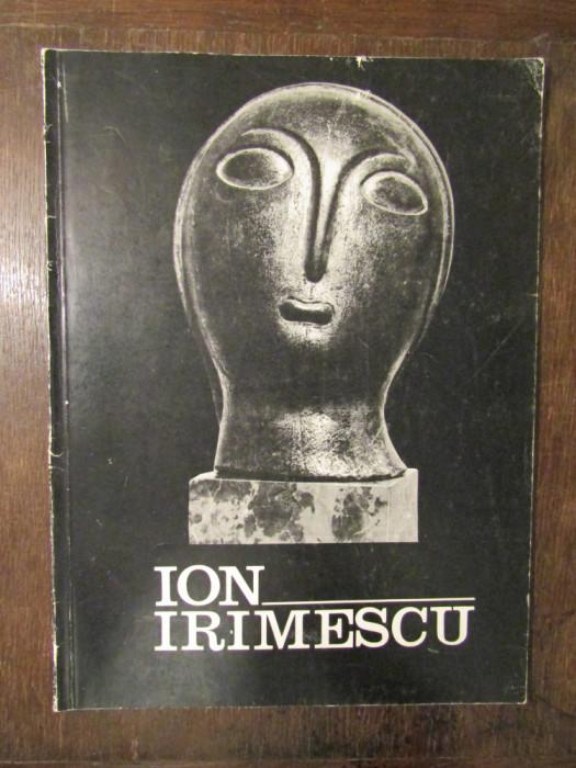 Expoziția retrospectivă Ion Irimescu: sculptură și grafică