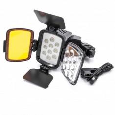 Vhbw a condus lumina video / video cu 10 led-uri
