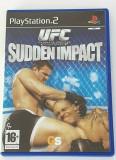 UFC Sudden Impact, PS 2, original, alte sute de titluri