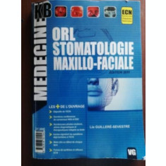 ORL Stomatologie maxillo-faciale