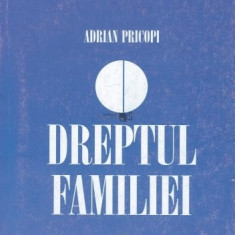 Drept Dreptul familei Adrian Pricopi