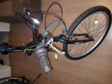 "Bicicleta noua Nakamura Fox, 24"", echipare Shimano, 20, 6"