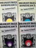 Dramaturgia romaneasca in interviuri 1, 2, 3, 4- Aurel Sasu, Mariana Vartic
