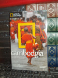 CAMBODGIA * GHID , NATIONAL GEOGRAPHIC TRAVELER , ADEVARUL , 2010 ( IN TIPLA )