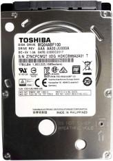 Hard Disk Laptop Toshiba MQ04ABF100, 1TB, 5400 rpm, 128MB, SATA 3, bulk foto